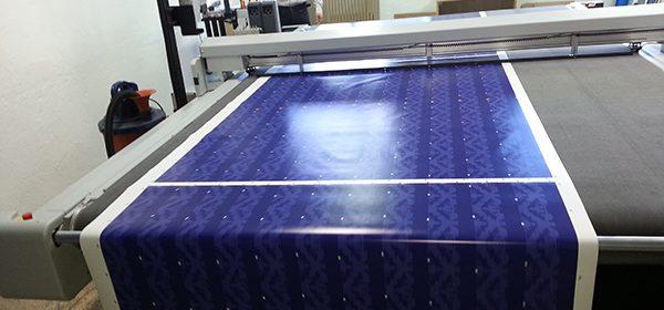 El corte en la impresión digital
