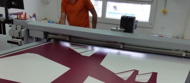 Cuchilla Digital, el arte de cortar